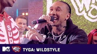 Tyga Claps Back At Nick Cannon w/ BARS! | Wild 'N Out | #Wildstyle