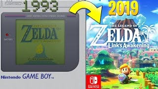 This BRAND-NEW ZELDA GAME Came Out 26 YEARS AGO!