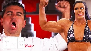 Most Technically Challenging Cakes | Cake Boss