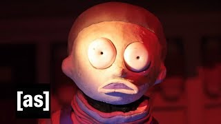 Rick and Morty The Non-Canonical Adventures: 2001: A Space Odyssey | Adult Swim