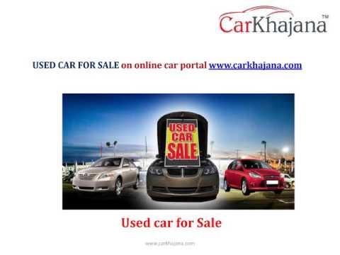 Used Cars  Used Car in India  Second Hand Cars  Used car for Sale  Carkhajana.com