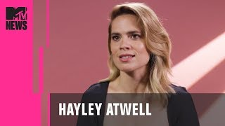 Hayley Atwell on the Magic of