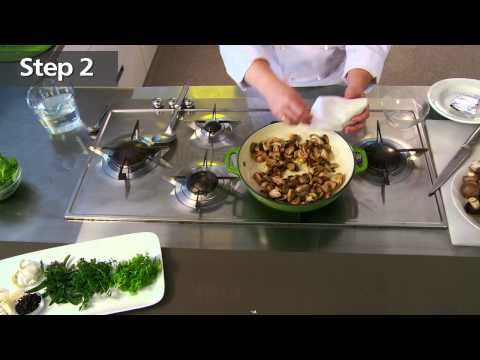 How to make One Pan Meals Chicken & Mushroom Risotto