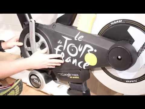 Crank Bearings Replacment on a ProForm Tour De France Indoor Bike