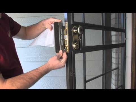 Lock Guard Armor™ Security Door Lock Enhancement - by Secure-All Doors
