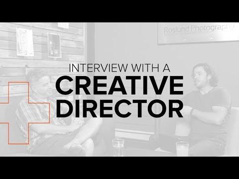 Interview With A Creative Director