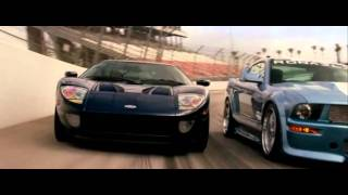 Ford GT Vs Ford Mustang GT