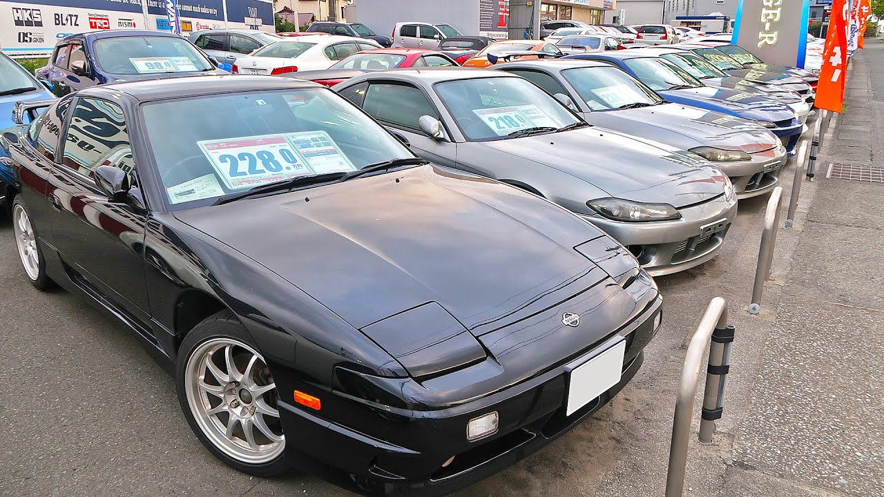 CARS FOR SALE IN JAPAN STILL CHEAP!