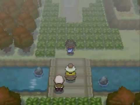 Pokemon Black/White 2 Walkthrough Part 31: Legendary in the Rain