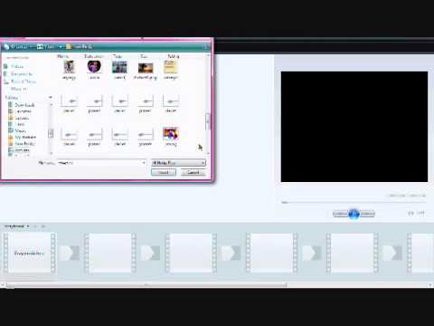 How to make an animation using Windows Movie Maker and Paint