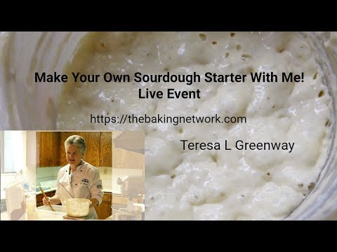 Day 11 Make Your Own Sourdough Starter With Me! Test Starter