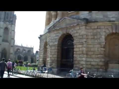 London Trip Day 7: Oxford University