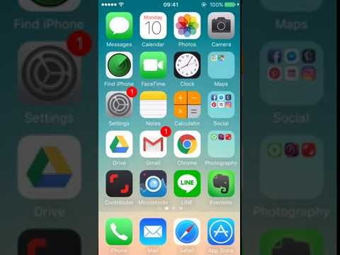 How To Close IPhone Apps Without Using The Home Button iOS 8 - iOS 9