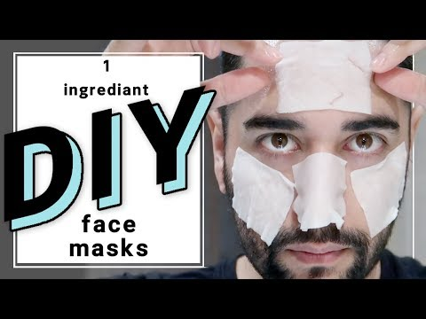 Easy DIY Face Masks - Rice Water, Green Tea And More! Grooming/Skincare ✖ James Welsh
