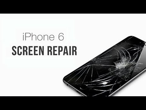 iPhone 6 LCD Screen Replacement Tutorial