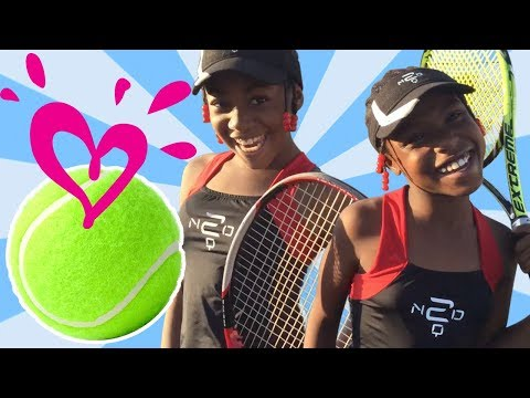TENNIS IS MY THING 💗 JUSTICE