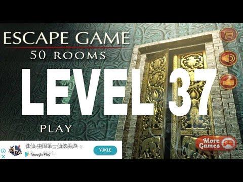 Escape The 100 room 1 - Level 37