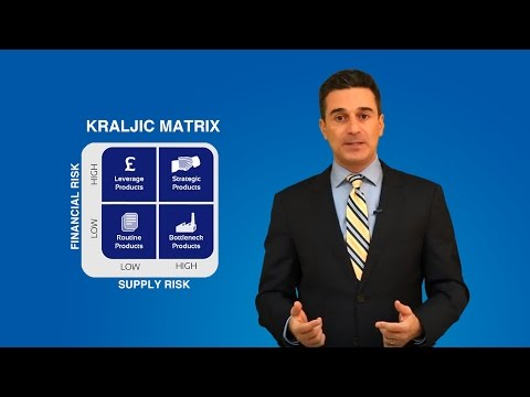 Business Growth Tip: How to Overcome Stagnant Salary? | Kraljic Matrix