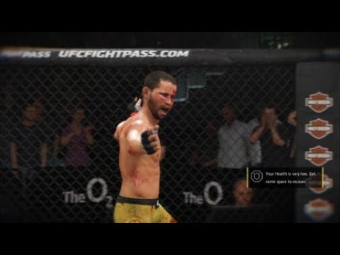 EA SPORTS™ UFC® 3 last second ko
