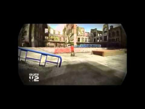 Skate 2   Short Montage #2   x BlueRobot