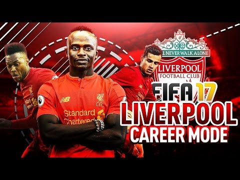 FIFA 17 Liverpool Career Mode #1 - THE START! - TRANSFER WINDOW, PRESS CONFERENCE - DYNASTY BEGINS
