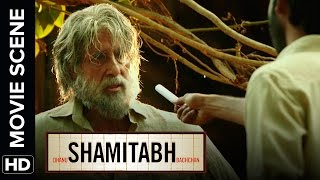 Minister wants to become Lifebuoy boy | Shamitabh | Movie Scene
