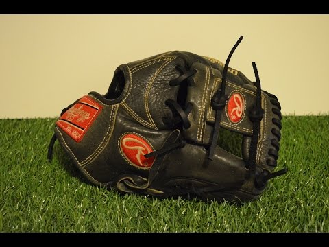 Rawlings Gold Glove GGNP8G Baseball Glove Relace - Before and After Glove Repair