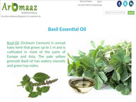 Buy Natural Essential Oils Online at Your Convenie