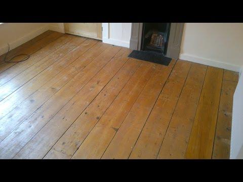 Restoring Wood Flooring Inc. Filling & Sealing Gaps