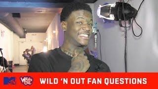 Wild 'N Out | DC Young Fly Responds to Fans | Fan Questions
