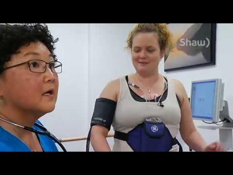 Shaw TV Calgary: Exercise Stress Test