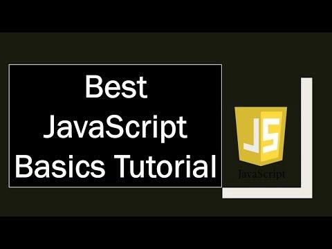 Best JavaScript Basic Tutorial - Learn JavaScript Data Types - Variable - Array  - 02