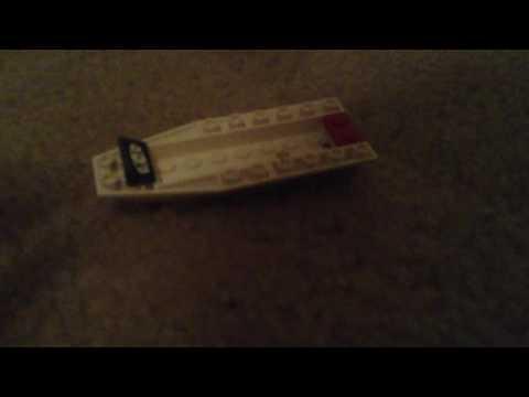 Easy Lego Jet Ski Tutorial