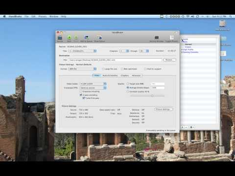 How to RIP DVD's onto your computer (MAC/PC)