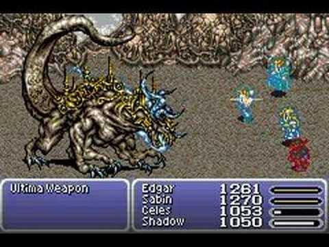 Final Fantasy VI Advance: Ultima Weapon
