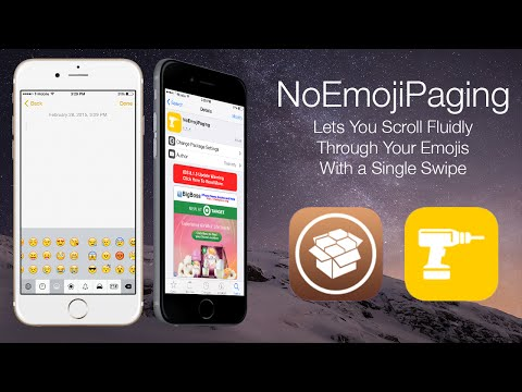 NoEmojiPaging: Lets You Scroll Fluidly Through Your Emojis With a Single Swipe