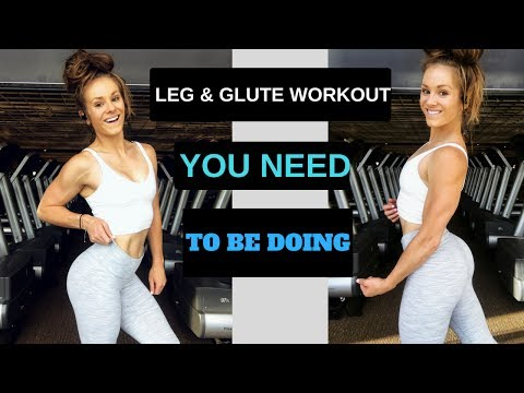 BUILD YOUR GLUTES WHILE SHREDDING FAT