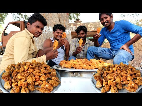 KFC CHICKEN RECIPE | BY COUNTRY BOYS| COUNTRY FOODS