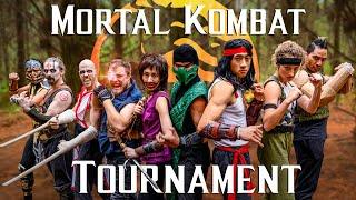 The Mortal Kombat Tournament (2021)