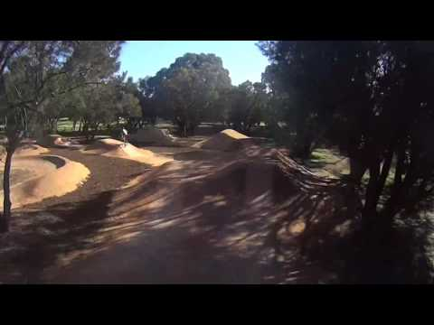 Carramar bike jumps