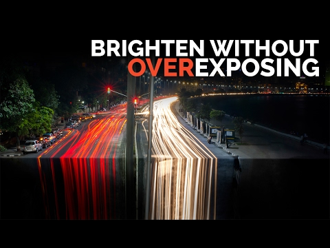 How to Brighten an Image in Photoshop Without Overexposing