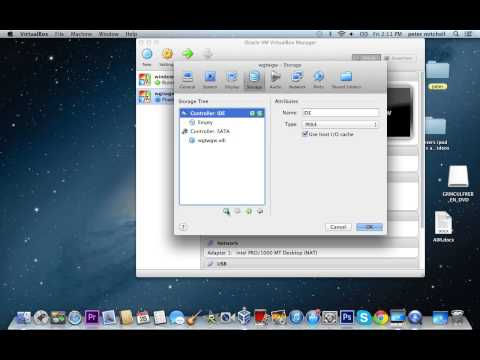 How to get windows 7 on mac for free! with no disc needed