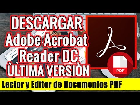 Descargar e Instalar ADOBE READER