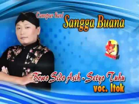 Lirik Lagu SIDOASIH SETYATUHU (Bowo) Langgam Karawitan Campursari - AnekaNews.net