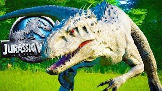 CREIAMO IL DINOSAURO PIÙ FORTE DI TUTTI I TEMPI! - Jurassic World Evolution