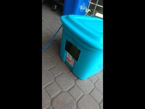Generator box diy