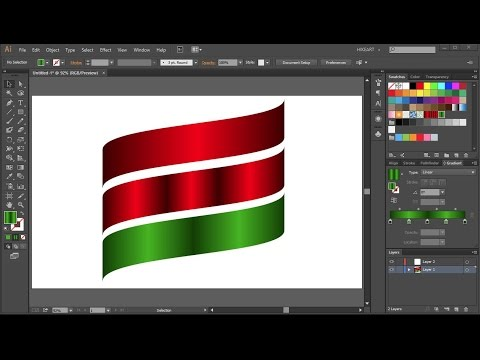 How to Make a Custom Gradient in Adobe Illustrator