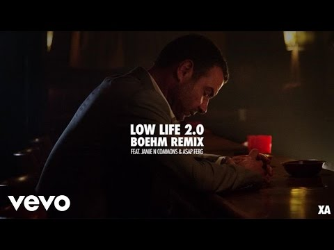 X Ambassadors - Low Life 2.0 (Boehm Remix/Audio) ft. Jamie N Commons, A$AP Ferg