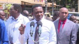 Mutua Revokes Licenses Of 'Illegal Health Facilities' In Machakos