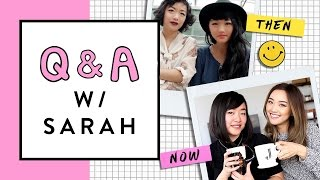 Q&A w/ Sarah | The REAL Reason Why Sarah Left The Channel + Long Distance Friendships